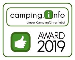 Campingaward 2019